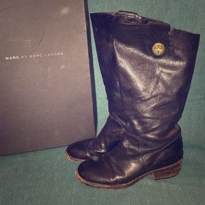Marc by Marc Jacobs Riding Boots